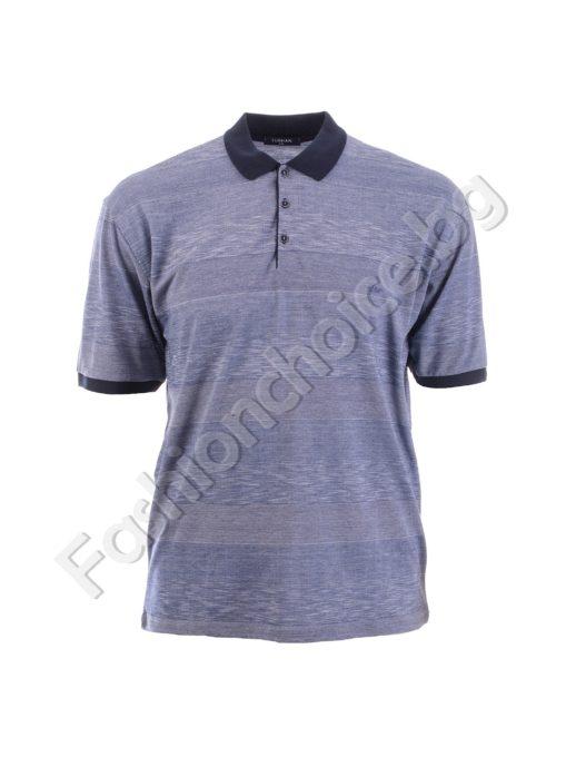 Ανδρική μπλούζα σε δύο αποχρώσες
