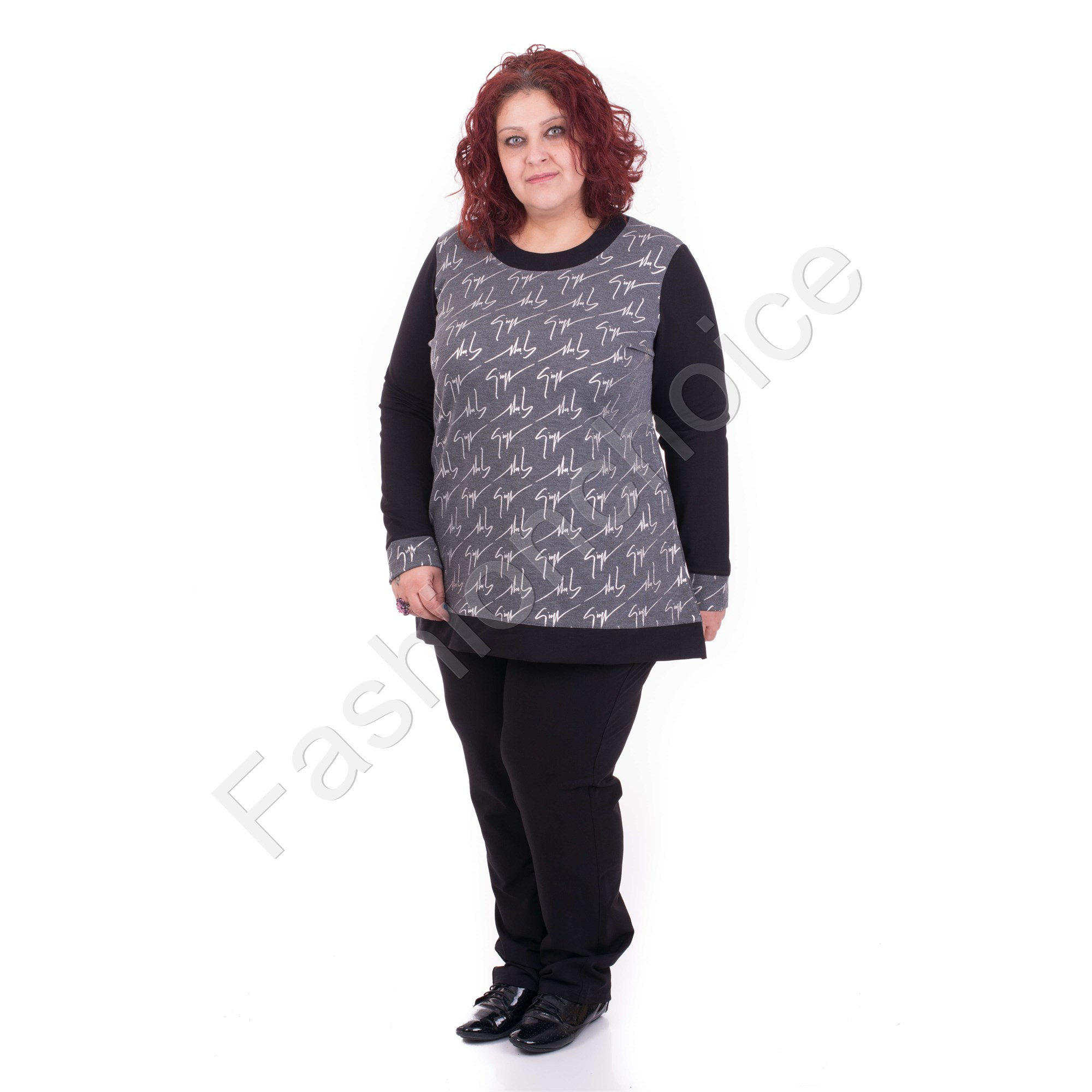 a5e43593596 Κομψό μάυρο γυναικείο maxi σετ Fashionchoice online shop