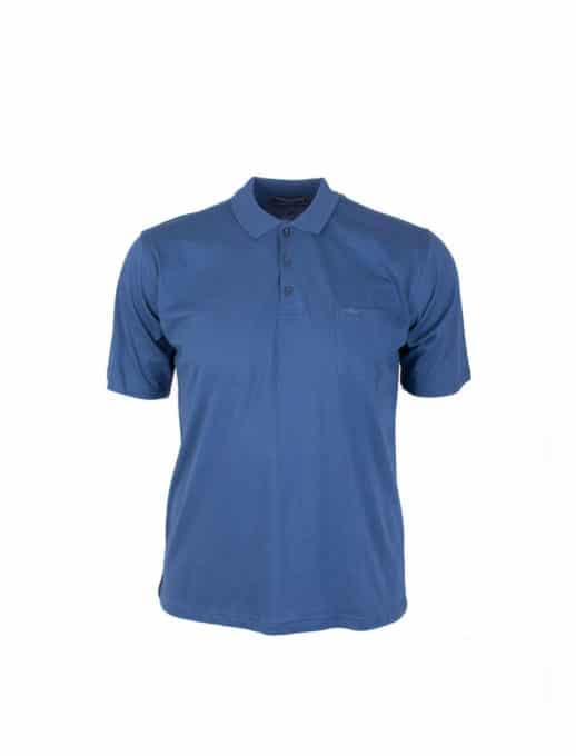 Ανδρική μπλούζα plus size κωδ 731-7100-1