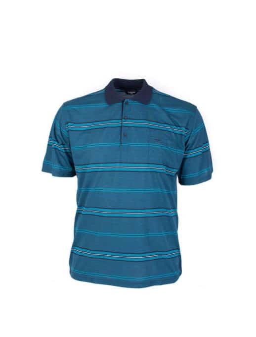 Plus size ανδρική μπλούζα κωδ 735-9053