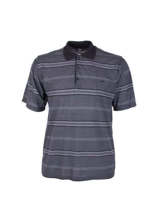 Plus size ανδρική μπλούζα κωδ 735-9053-1