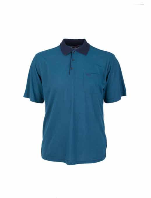 Ανδρική μπλούζα plus size κωδ 737-9056