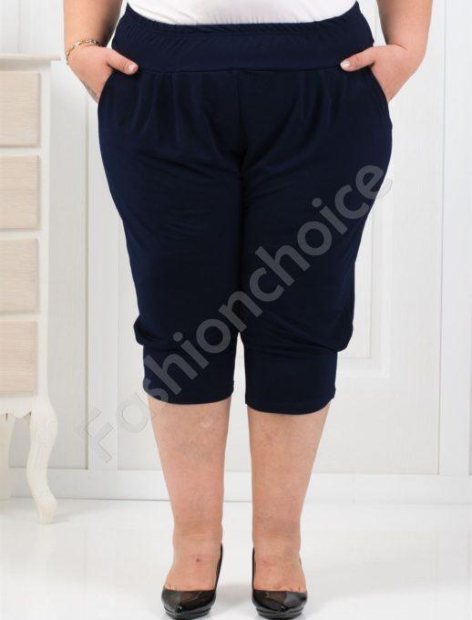 Κάπρι παντελόνι με πιέτες κωδ 7047