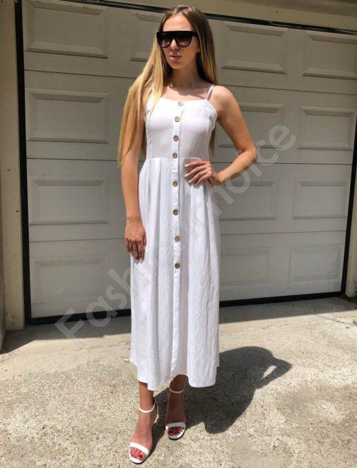 Maxi φόρεμα Vintage κωδ 312-86790-1